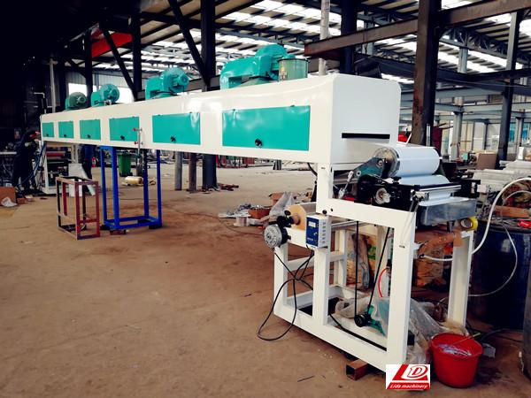 BOPP self adhesive tape production line